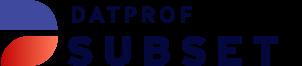logo datprof subset