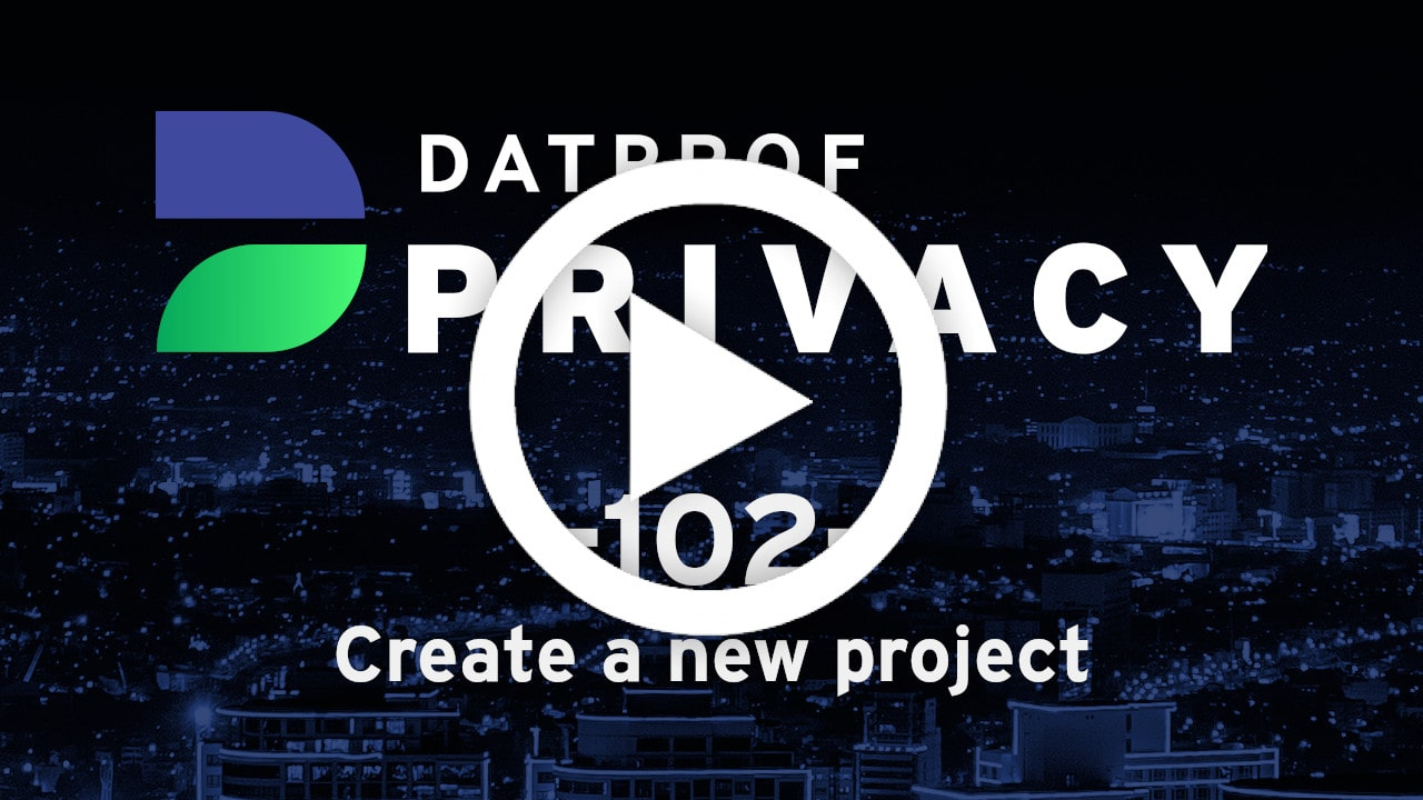 Trainingvideo 102 DATPROF Privacy