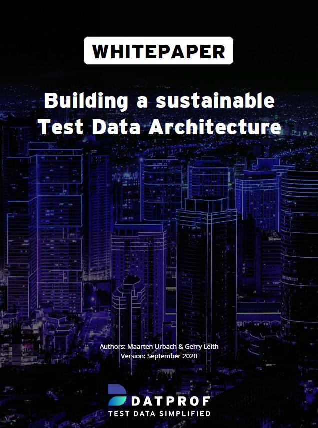 whitepaper test data architecture