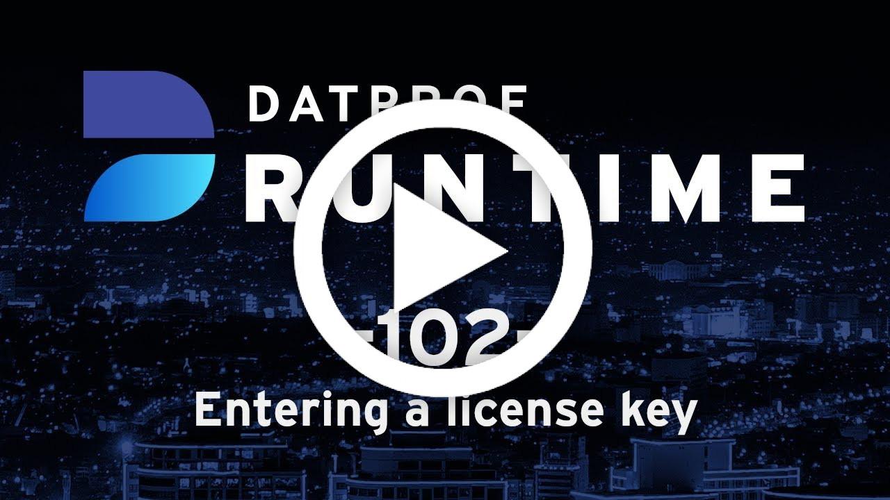 Trainingvideo 101 DATPROF Privacy