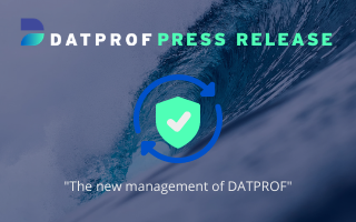 PRESS RELEASE: DATPROF takes the next step with new management