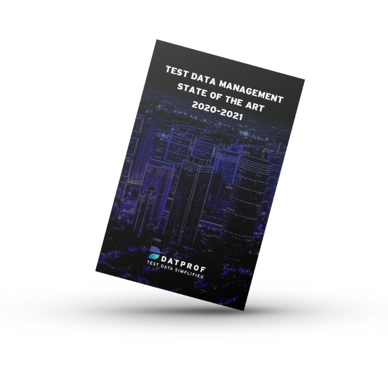 Test Data Management report